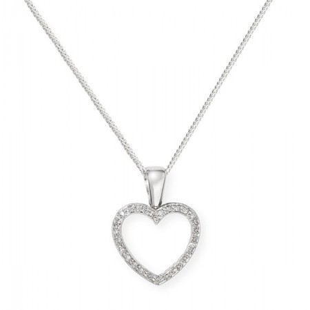 Collar de Oro HEART