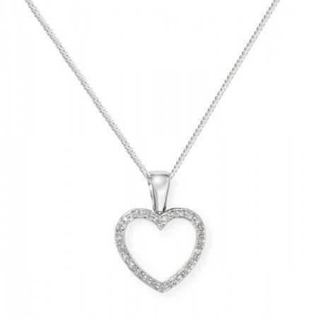 Collar de Oro HEART