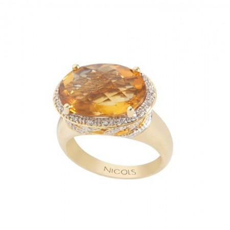NICOL´S Anillo Rainbow