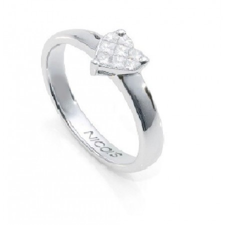 Anillo de Diamantes LOVE