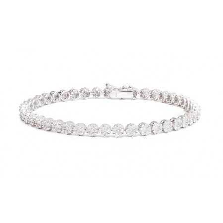 Pulsera Diamantes RIVIERE ROSETON