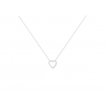 Collar de Oro LOVE HEART