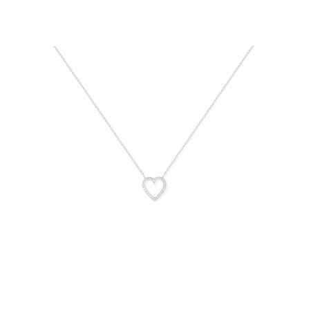 Collar de Oro LOVE HEART
