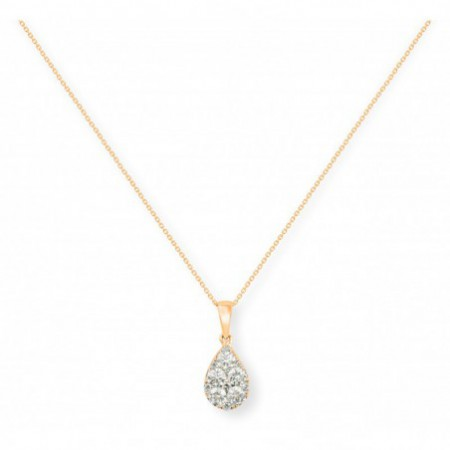 Colgante de Diamantes DROP
