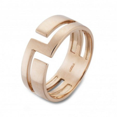 Anillo Oro BASIC GOLD PULGAR ZETA