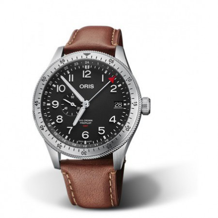ORIS BIG CROWN PROPILOT TIMER GMT