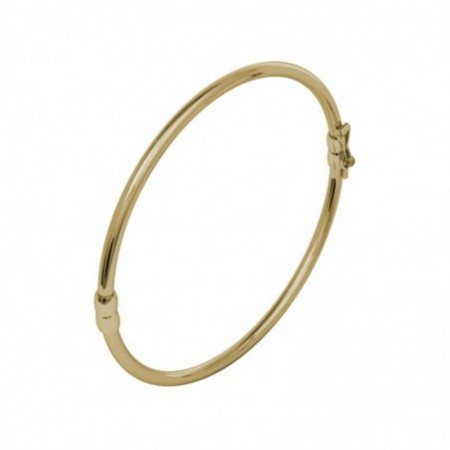 Pulsera Tubo BASIC GOLD