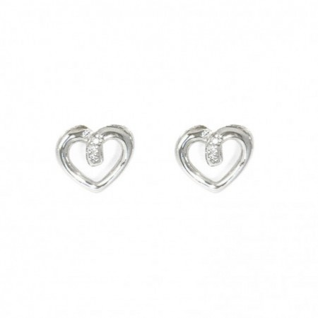 Pendientes Corazon QUEEN OF HEARTS