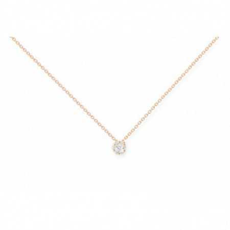 Collar Diamantes OHMYGLAM DOT