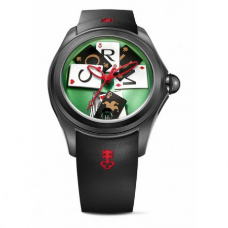 CORUM BUBBLE 47 POKER