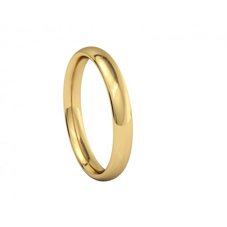 copy of FREYA Yellow Gold Wedding Alliance