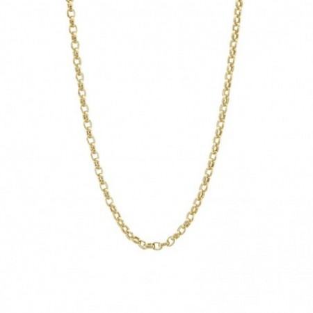 18kt Gold Chain LINKS 60cm