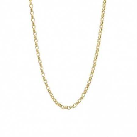 18kt Gold Chain LINKS 70cm