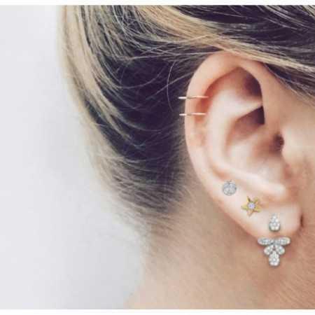 CELEBRITY Star Piercing