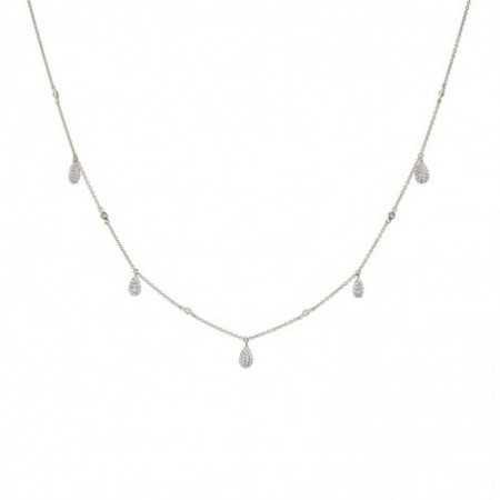 Gold Necklace MINI DETAILS Drops