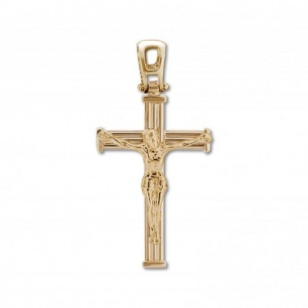 Gold Cross CHRIST
