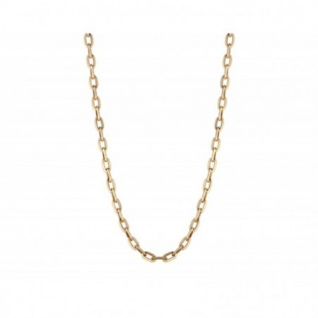 18kt Gold Chain DAILY LINK 50cm