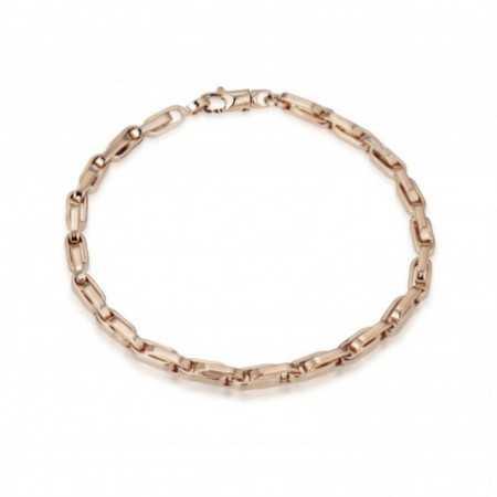 18kt Rose Gold Bracelet DAILY 18cm