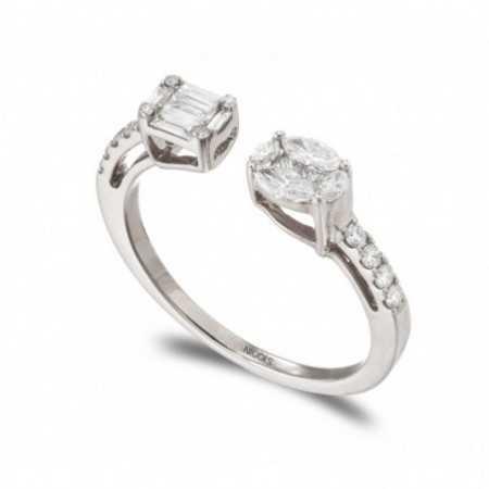 Anillo Diamantes TU YO