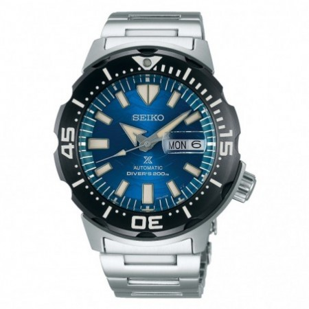 SEIKO PROSPEX DIVERS AUTOMATIC MONSTER SAVE THE OCEAN