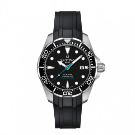 CERTINA DS ACTION DIVER AUTOMATIC SEA TURTLE CONSERVANCY