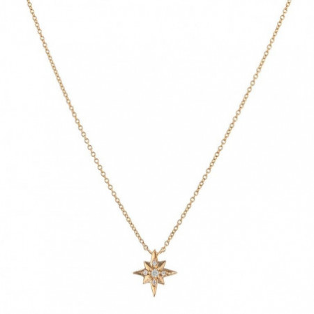 Collar Oro Estrella Fugaz LITTLE DETAILS
