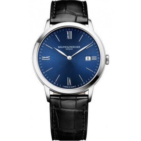 BAUME MERCIER MY CLASSIMA CUARZO 40MM