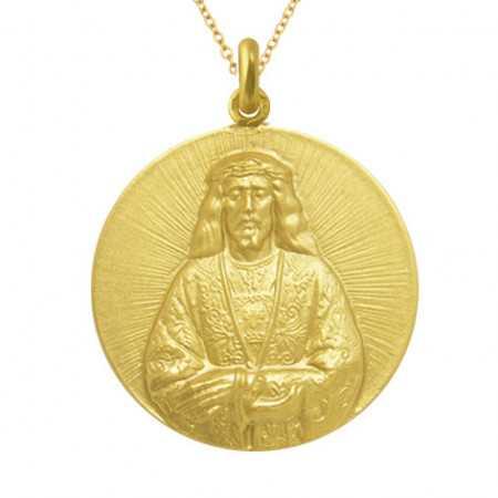 Medalla Jesús de Medinaceli Oro 18kt