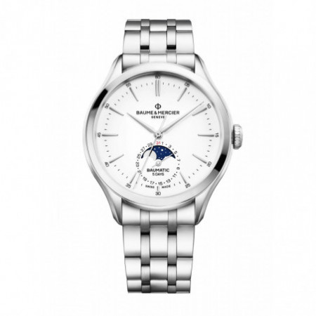 BAUME MERCIER CLIFTON BAUMATIC