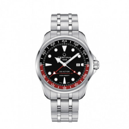 CERTINA DS ACTION GMT POWERMATIC 80