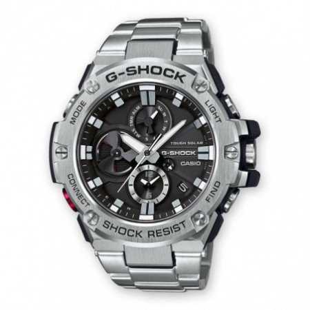 CASIO G-SHOCK G-STEEL CRONO SOLAR