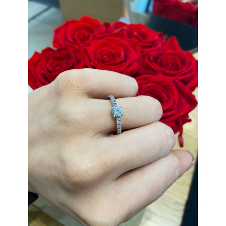 DAFNE NICOLS ANNIVERSARY Engagement Ring