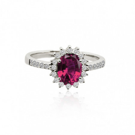 Ruby Ring Orla LIA 0.95