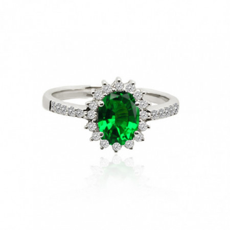 Emerald Ring Orla LIA 0.95