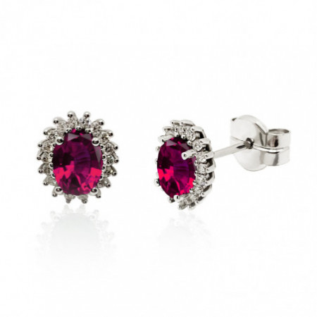 Ruby Earrings Orla DALIA 2.00