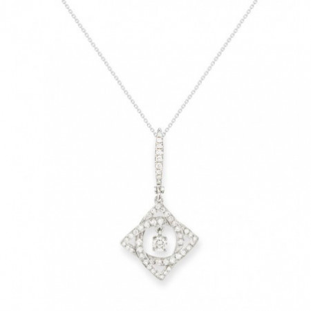 Diamond Diamond Pendant ESSENTIALS