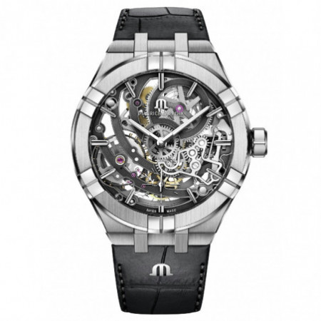 MAURICE LACROIX AIKON AUTOMATIC SKELETON 45MM