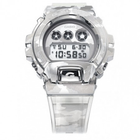 CASIO G-SHOCK TREND ESSENTIALS CAMOUFLAGE SKELETON