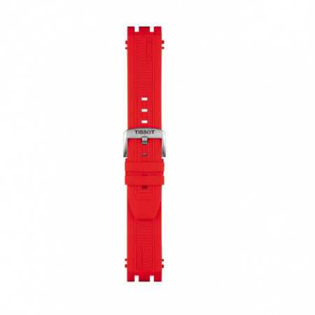 SILICONE STRAP TISSOT T-SPORT T-RACE T603042825