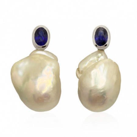 BARROQUISIMO Pearl Earrings 99928420123