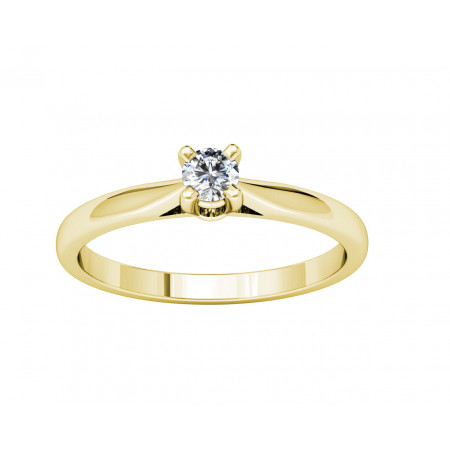 copy of NANCY White Gold (18kt) Engagement Ring with Diamond