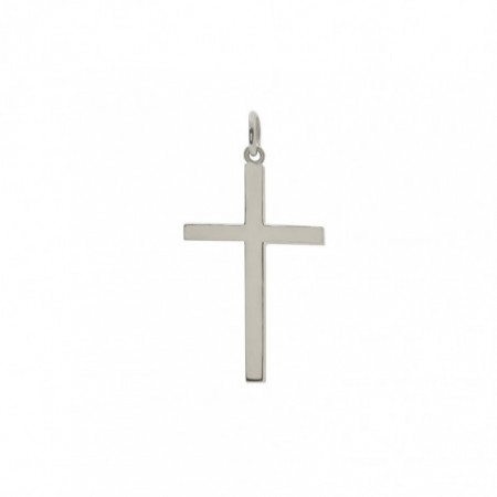 Solid Gold Cross STICK L