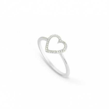Anillo Oro LOVE HEART