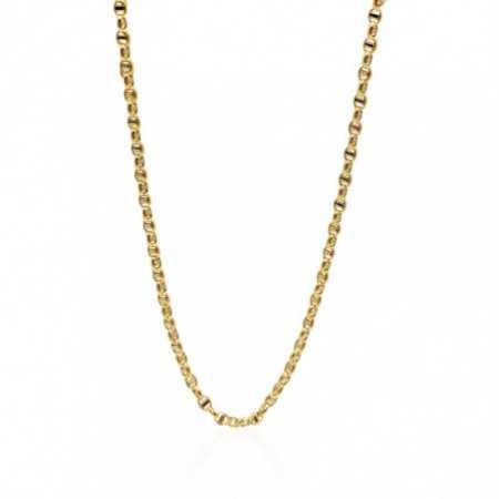 Gold Men's Chain GOLD 60cm