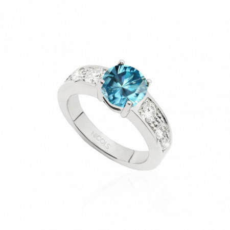 Anillo Diamante Zircon AMELIE