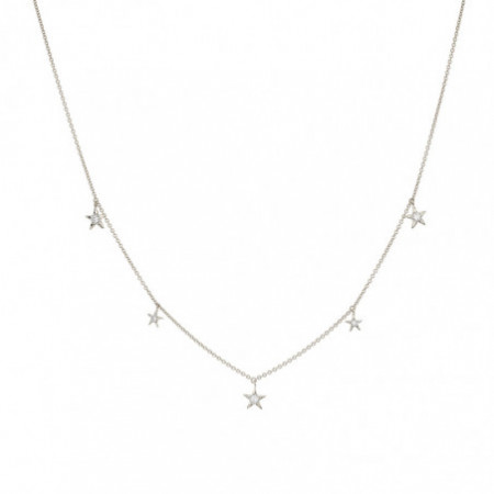 Collar Oro Estrellas CELEBRITY