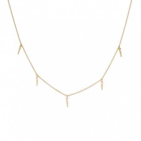 Collar Oro Pinchos CELEBRITY 108