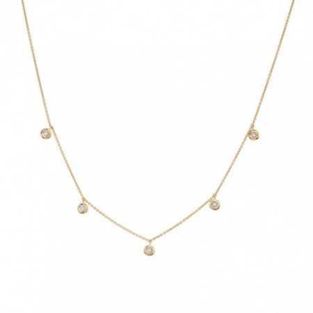 Collar Oro Chatón CELEBRITY 108