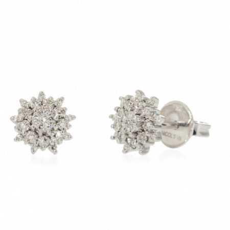 Pendientes Oro y Diamantes LITTLE DETAILS