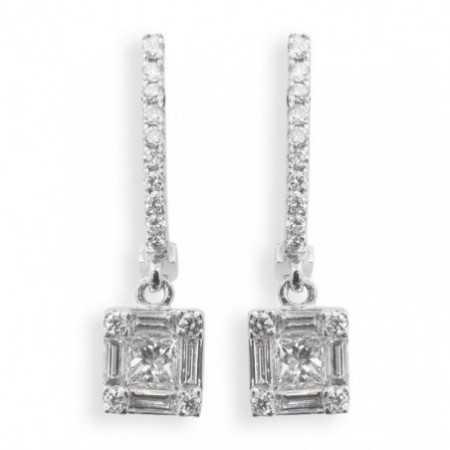 Pendientes Diamantes DIAMOND CLASSIC
